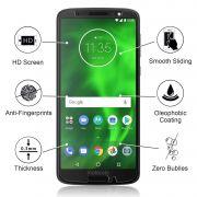 Película de Vidro Temperado para Motorola Moto G6