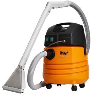 WAP CARPET CLEANER / TURBO 1600 / TURBO 2002 / HOME CLEANER CLEANFIX - MOTOR TURBINA DUPLA AMETEK - Tempo de Casa