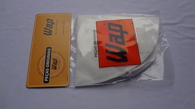 FILTRO PANO TNT PARA VESTIR FILTRO PERMANENTE DE LAVADORA EXTRATORA WAP CARPET CLEANER / ASPIRADOR TURBO 1600 e 2002  - Tempo de Casa