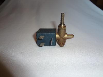 SKYVAP MAX II - ELETROVÁLVULA  COM FLANGE/CONECTOR 110V OU 230V  - Tempo de Casa