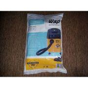 Filtro De Papel Descart�vel Aspirador Electrolux Wap KIT com 3 sacos cada