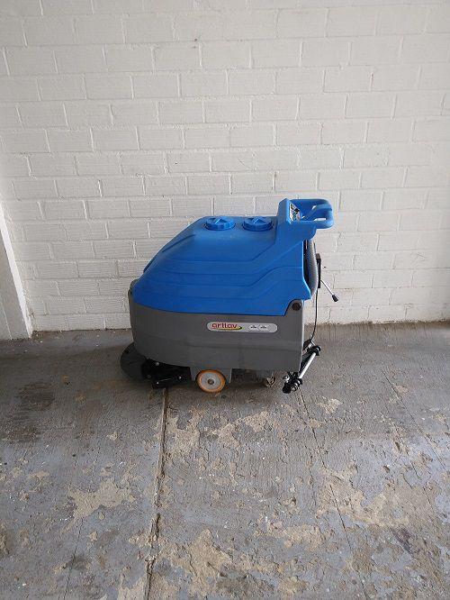 Lavadora de Piso Automática ARTLAV A450 Bateria  - Tempo de Casa