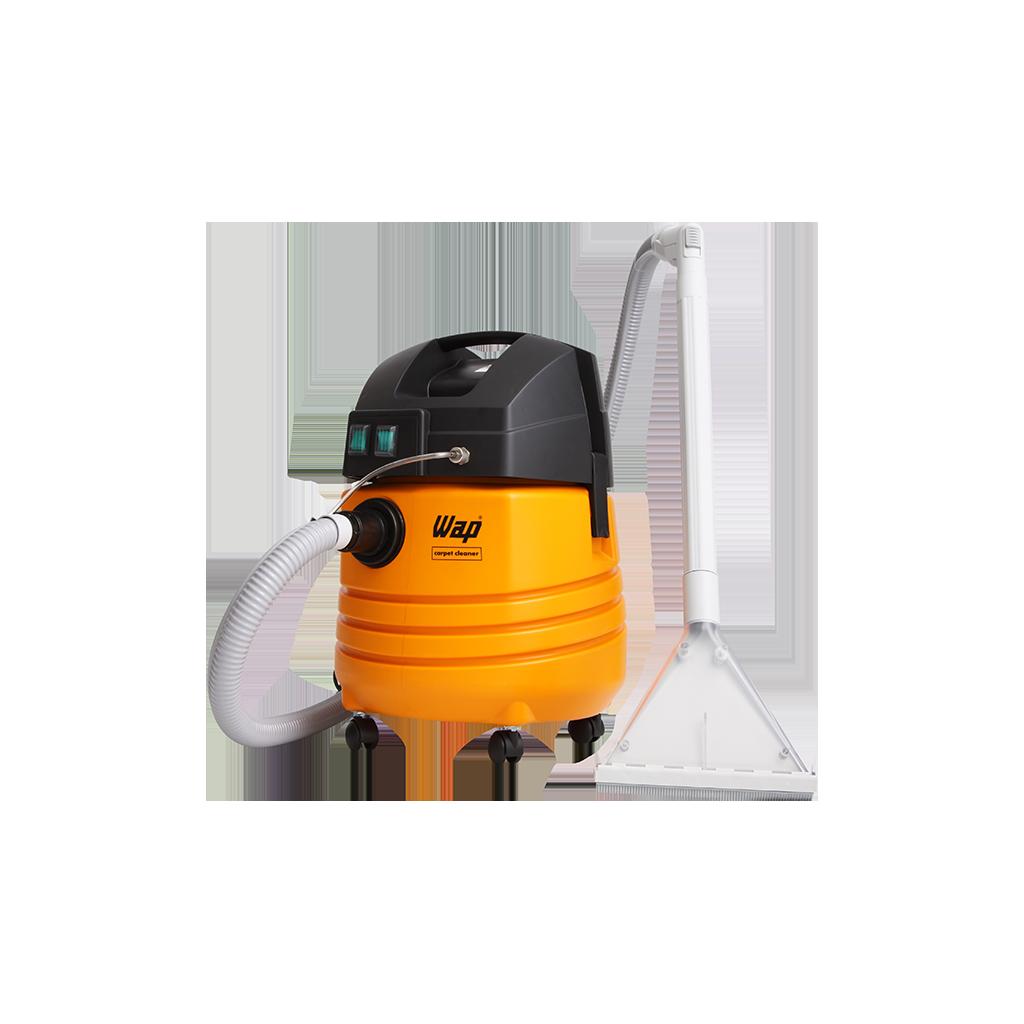 Combo: Lavadora Extratora WAP Carpet Cleaner + Conjunto de Acessórios de Aspiração   - Tempo de Casa