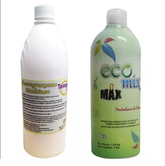 Desengraxante 1 Litro / Tc Nº5 Eliminador De Odores 1 Litro  - Tempo de Casa