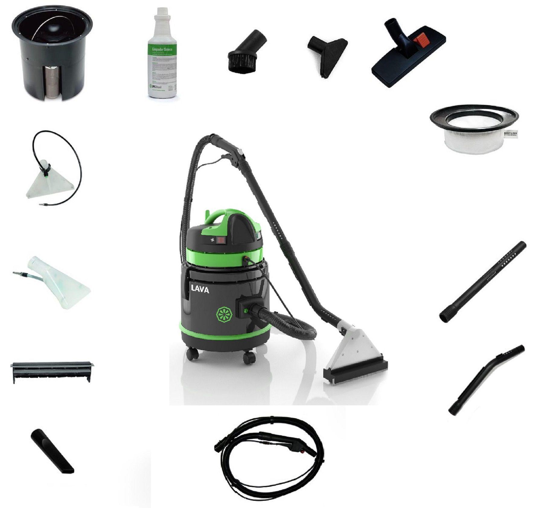 FULL - Extratora Ipc Lava Pro 1400w 27l Stoptotal Lavagem Estofados  - USAR Super Ofertas