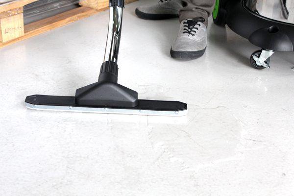 HIPER CLEAN-ASPIRADOR PROFISSIONAL- SÓLIDOS E LÍQUIDOS-230V  - Tempo de Casa