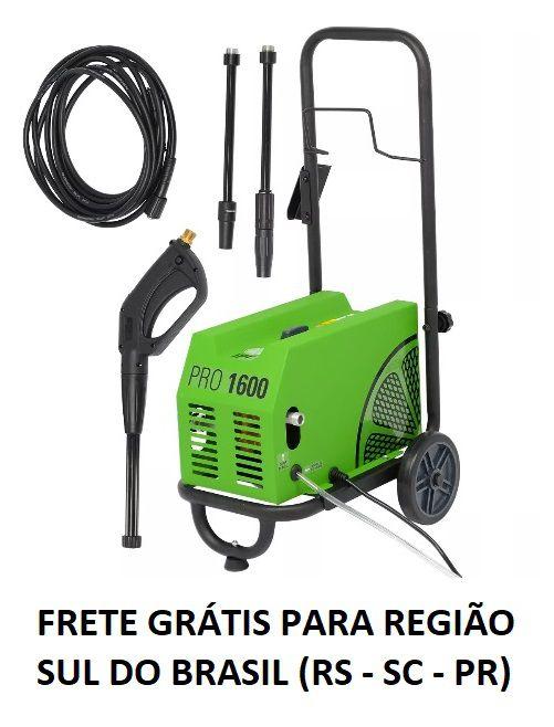 LAVADORA DE ALTA PRESSÃO IPC PRO 1600 230V  - Tempo de Casa