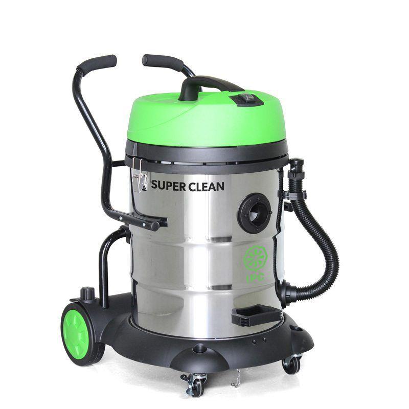 SUPER CLEAN - ASPIRADOR PROFISSIONAL PARA SÓLIDOS E LÍQUIDOS - 127V   - Tempo de Casa
