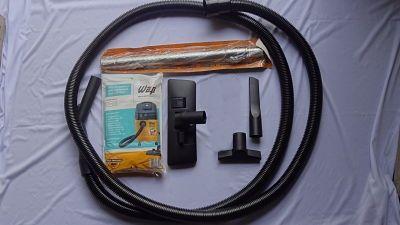 WAP CARPET CLEANER / TURBO 1600/ TURBO 2002 - KIT de ACESSÓRIOS DE ASPIRAÇÃO  - Tempo de Casa