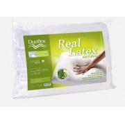 Travesseiro de Látex Duoflex Capa 100% algodão Dry Fresh