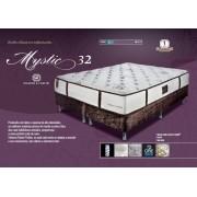 Box + Colchão Stearns & Foster Mystic 158x198x32