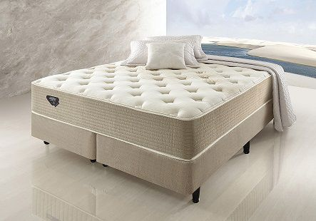 Cama Box Queen Ecoflex Excellence 1,58x1,98