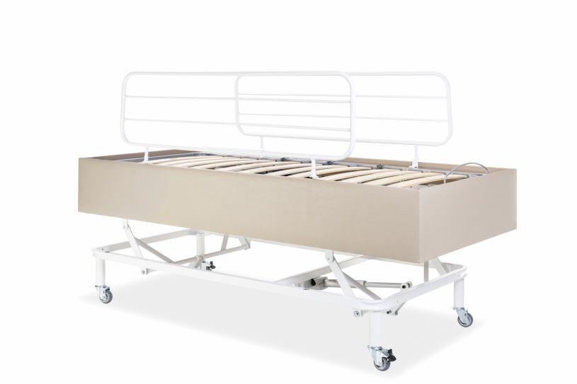 Cama Hospitalar Motorizada com Elevação do Leito Medical-Confort Pilati Sem Colchão