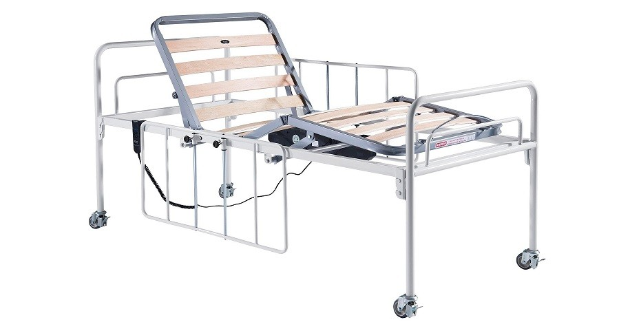 Cama Hospitalar Motorizada Medical para Home Care 0,89x1,98x1,00 cm