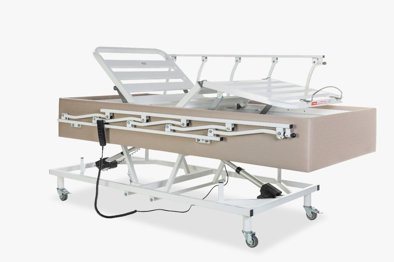 Cama Pilati Hospitalar Elétrica Articulada Pilati Comfort 5 Movimentos
