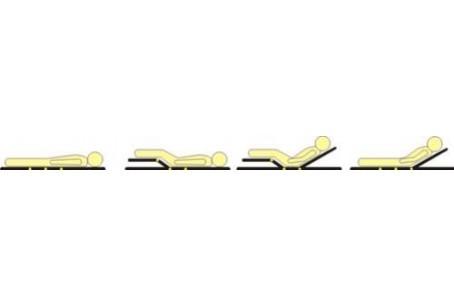 Cama Pilati Zeus Articulada Com Colchão Dueto Latex Pocket