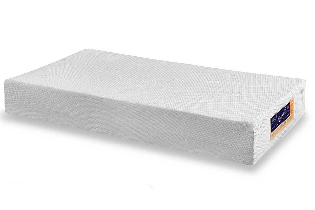 Colchão Castor de Espuma Vitagel HR Visco Gel Convencional 0,99x1,98x0,23 cm