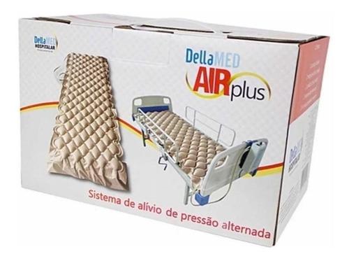 Colchão De Ar Pneumático Pressão Alternada Air Plus Completo