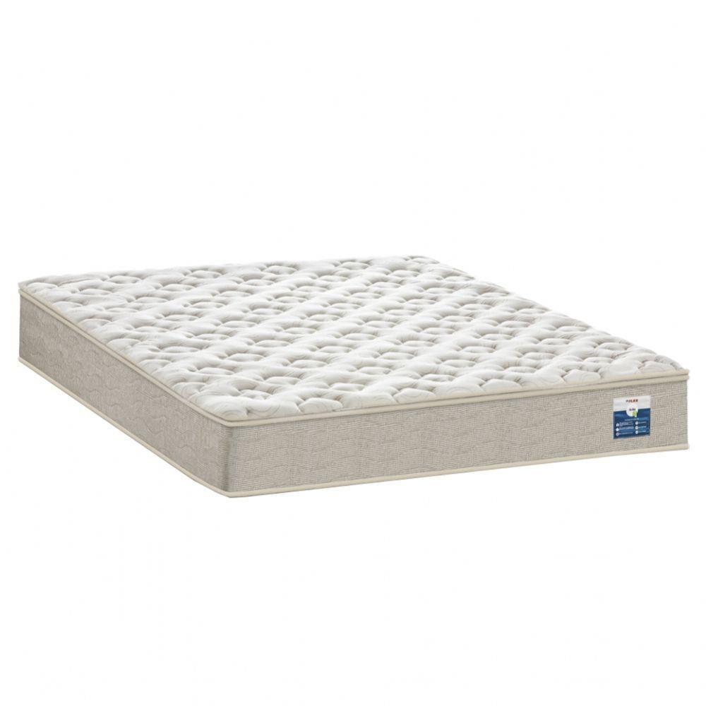 Colchão Flex Ávila Casal  Lyon Blanc Pillow 1,38x1,88x0,27 Cm