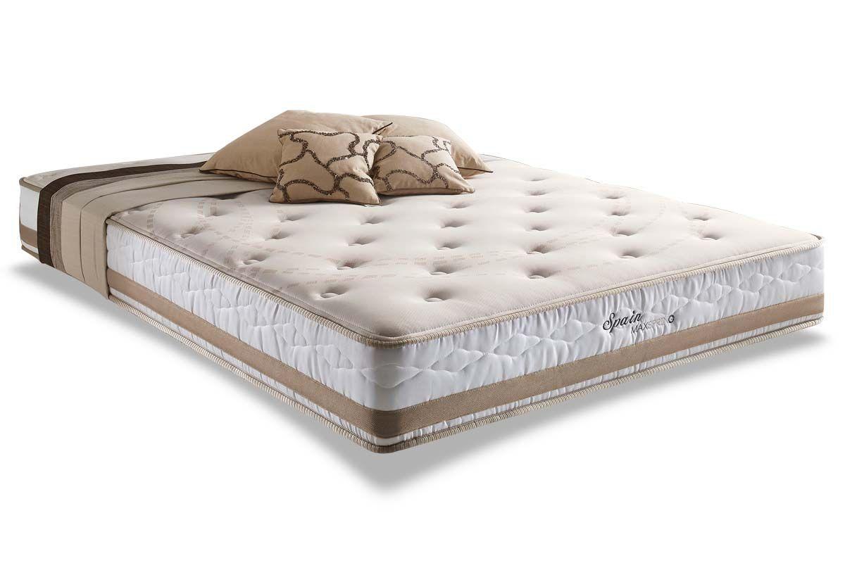 Colchão Herval de Molas Maxspring Spain Pillow Top