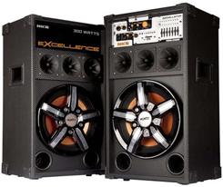 caixa de som amplificada usb mp3