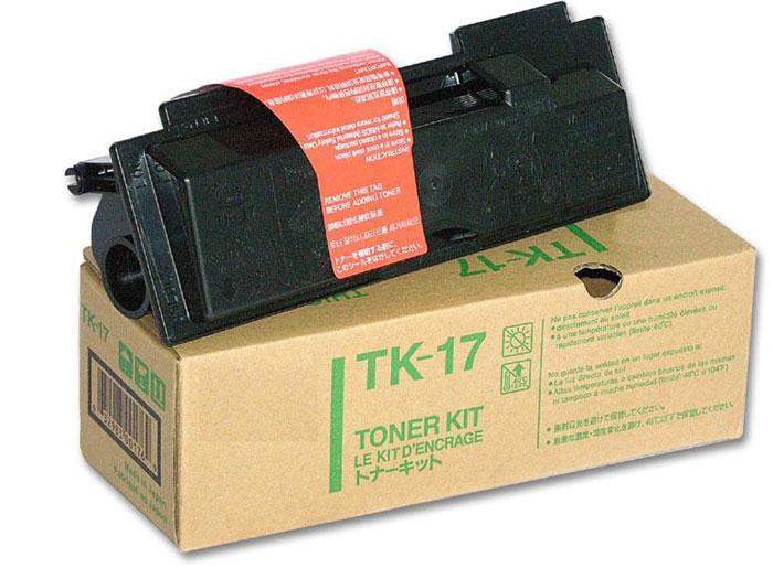 TONER TK17 TK18 TK100 TK120 TK122 UNIVERSAL KYOCERA COMPATÍVEL PRETO 7K