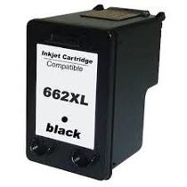 CARTUCHO COMPATÍVEL 662XL CZ103AB CZ105AB DESKJET INK ADVANTAGE 2515 2516 2546 3515 3516 PRETO 15ML
