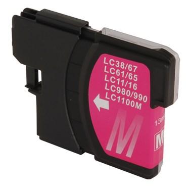 CARTUCHO LC11 LC38 LC61 LC65 LC67 LC980 LC990 LC1100 COMPATÍVEL DCP-585CW MFC-490CW 990CW MA 13ML
