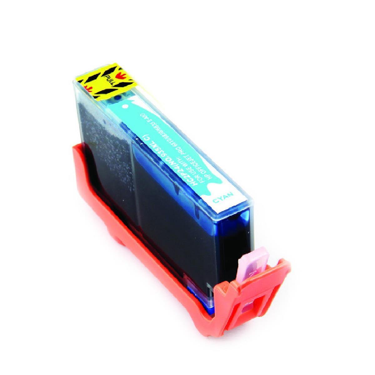 CARTUCHO 935 XL 935XL OFFICEJET PRO 6830 6230 AZUL 16ML COMPATÍVEL