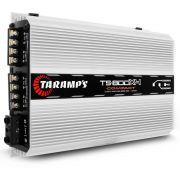 Módulo Amplificador Taramps TS 800X4 Compact 800W Rms 2 Ohms 4 Canais