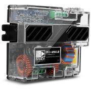 Módulo Amplificador Banda BD 250.2 2 Canais 125W Rms 2 Ohms Transparente