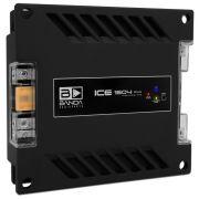 Módulo Amplificador Banda Ice 1604 1 Canal 1600W Rms 4 Ohms