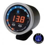 Voltimetro Bat Meter JFA (Medidor de bateria) - Vermelho