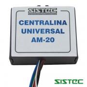 M�dulo Trava SISTEC AM20 Fecha 4 Portas Universal