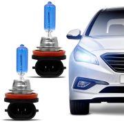Lâmpada Automotiva Farol H16 12V 19W 8500K