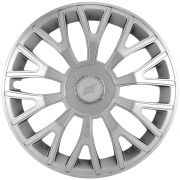 Calota Esportiva Triton Aro 14 Silver Encaixe Universal