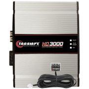 Módulo Amplificador Taramps Evolution HD3000 1 Canal 3000W Rms 2 Ohms