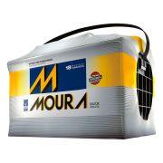 Bateria Automotiva Moura 60a 60GD Polo Positivo Direito - Somente na Troca