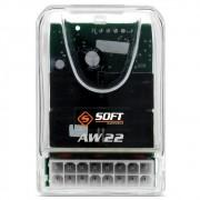Central de Vidro Elétrico Soft AW22 Universal 2 Portas