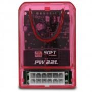 Central Subida de Vidros Elétricos Soft PW22L Universal 2 Portas