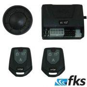 Alarme Automotivo FKS FK902 CR941 Universal com Antifurto e travamento