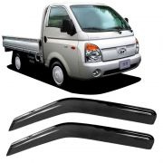 Calha de Chuva Acrílica Adesiva Hyundai HR 2500 2 portas