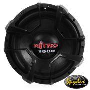 Alto Falante Subwoofer Spyder Nitro G4 12