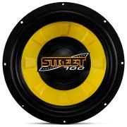 Alto Falante Subwoofer Spyder Street 12 Pol 175W Rms 4 Ohms Dourado sem Tela