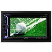 DVD Player Multimídia JVC KW-V30BT 6,1 Touchscreen CD DVD USB BLUETOOTH