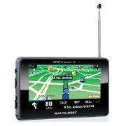 Navegador Gps Multilaser 4.3 Tracker III GP034 Com TV