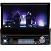 Radio DVD Player/MP3 DAZZ Com Tela Touch Screen LCD 7� Retratil e USB DZ-65857