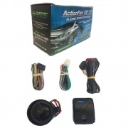 Alarme Automotivo Sistec SXT200 Actionflex Veículos com Chaveador Original