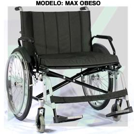 CADEIRA DE RODAS - MAX OBESO