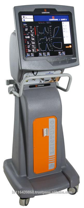 Ventilador Pulmonar - LUFT 3